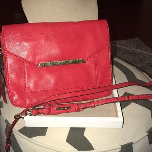Stella&dot clutch with adjustable Crossbody strap